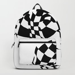Chequed Out Backpack