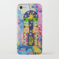 matisse iPhone & iPod Cases featuring Homage to Matisse by John Turck