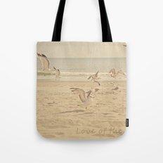 Love of the Ocean Tote Bag