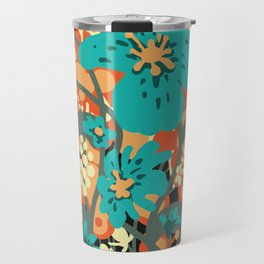 Grettel's Bouquet Travel Mug