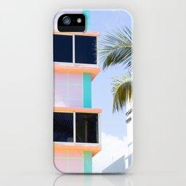 MI-AH-MI 01 iPhone Case