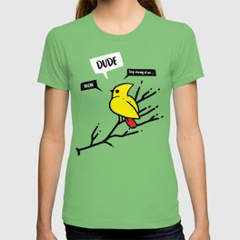 Mad bird T-shirt