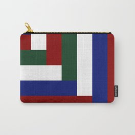 Pattern36 Carry-All Pouch