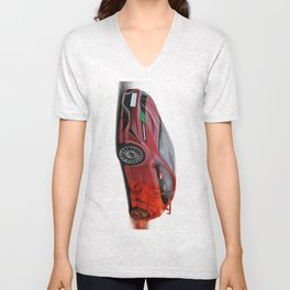 Honda Civic TypeR Unisex V-Neck