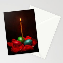 Easter Hope For Peace And Life Stationery Cards