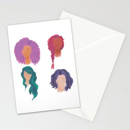 Lovable Ladies Stationery Cards