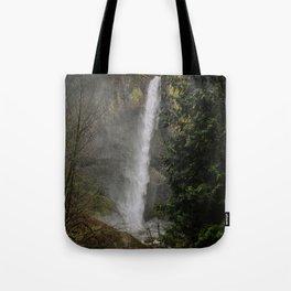 Latourell Falls, Oregon Tote Bag