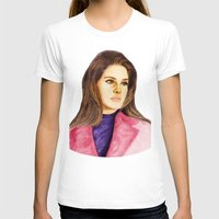 ultraviolence T-shirts featuring LANA II by Share_Shop