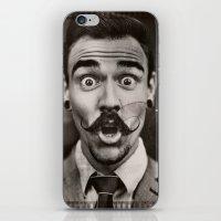 """gentleman iPhone & iPod Skins featuring Gentleman by """"CVogiatzi."""