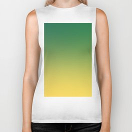 HIGH TIDE - Minimal Plain Soft Mood Color Blend Prints Biker Tank