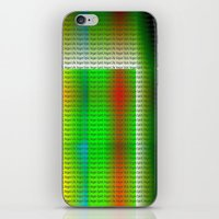 vegan iPhone & iPod Skins featuring Vegan Style by Ars Infinity - @ Roland Zulehner