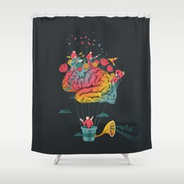 Dreams Shower Curtain