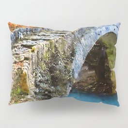 Bucolic Paradise Pillow Sham
