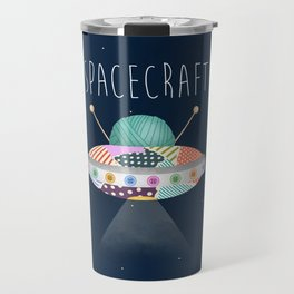 Spacecraft Travel Mug
