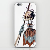 native iPhone & iPod Skins featuring Native  by PAFF