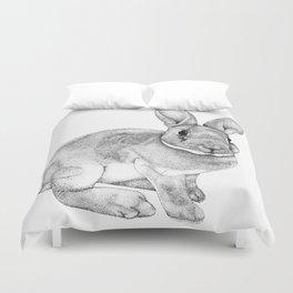 Conejo Duvet Cover