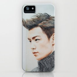 T.O.P iPhone Case