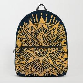 Bright lotus Backpack