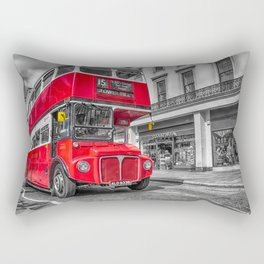 London Routemaster 15 Rectangular Pillow