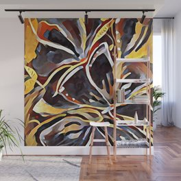 Inflorescence Wall Mural