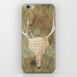 Brilliant Idear iPhone Skin
