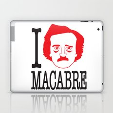 I __ Macabre Laptop & iPad Skin