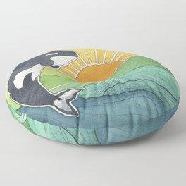 Westcoast Orca Floor Pillow