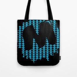 Moulded, but Alternative Tote Bag