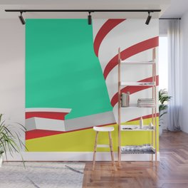 Wright Wall Mural