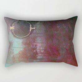 Be Mine | Laal Motif Jewellery Rectangular Pillow