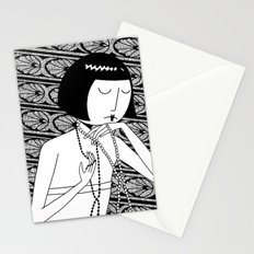 Eloise was fascinated by the surrealist movement and talked of nothing else Stationery Cards