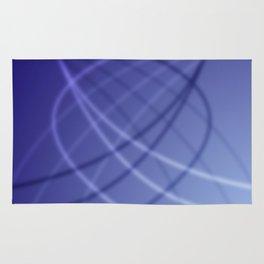 Blue Background Rug
