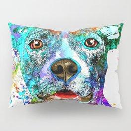 American Pit Bull Terrier Pillow Sham
