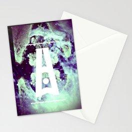 AURORA BOREALIS#02 Stationery Cards