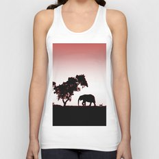 My Buddy Unisex Tank Top