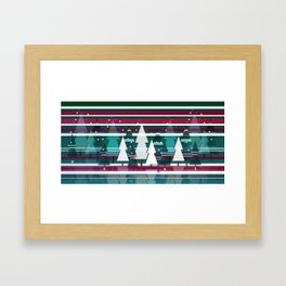 Christllax, the Pre-Xmas Art Framed Art Print
