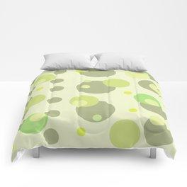 green tea Comforters