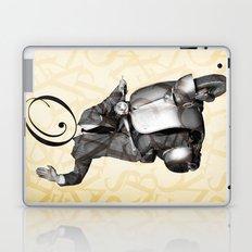 Mr O on his vespa Laptop & iPad Skin
