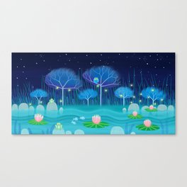 Treescape 3 Canvas Print
