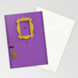 FREINDS Door Stationery Cards