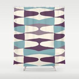 Zaha Sull Shower Curtain
