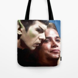 Touch of Souls Tote Bag