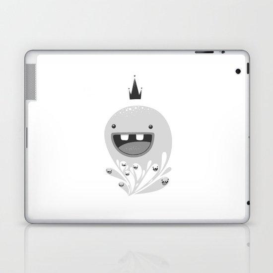 King Lip of the Squiggles Laptop & iPad Skin