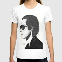 nightcrawler T-shirts featuring Jake Gyllenhaal in Nightcrawler by dispersibility