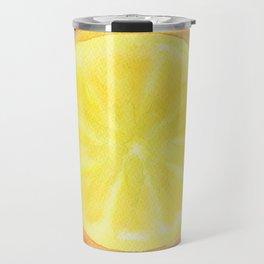 Acid Lemon Travel Mug