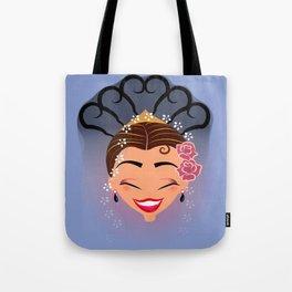 Tuti-Lady Flamenquerías/Character & Art Toy design for fun Tote Bag