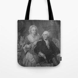 President Washington At Home Tote Bag