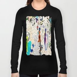 Collage 41 Long Sleeve T-shirt