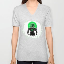 New Broly Dragon Ball Super film Unisex V-Neck