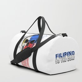 To The Core Collection: Philippines Duffle Bag